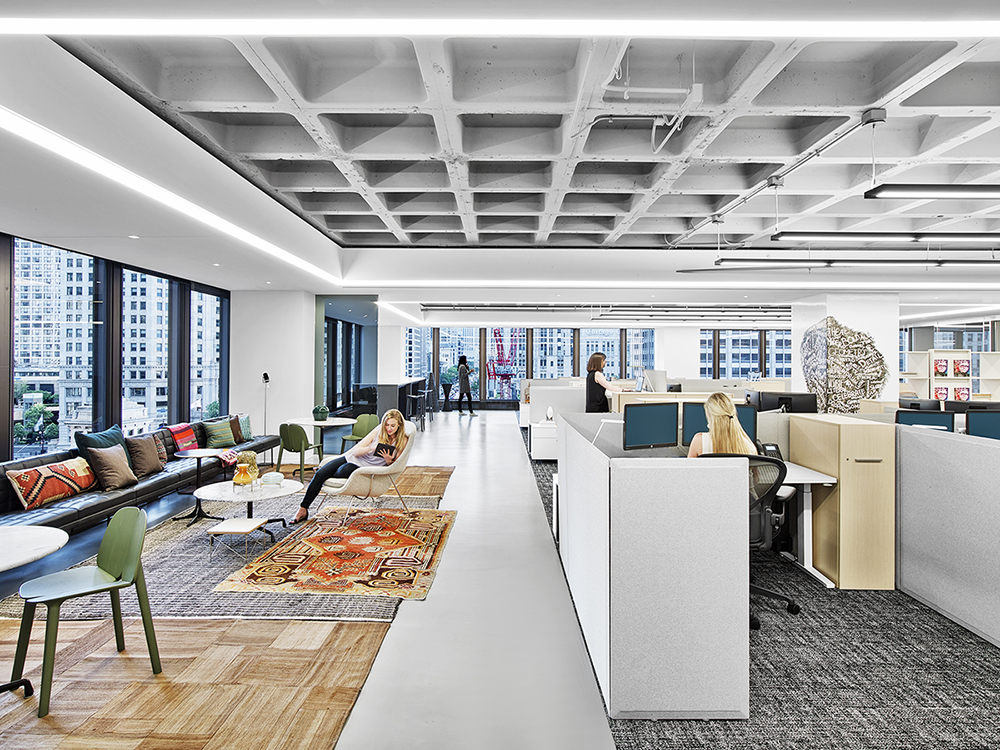 Show Tell The New Iida Headquarters By Gensler Pagoda Red Stories