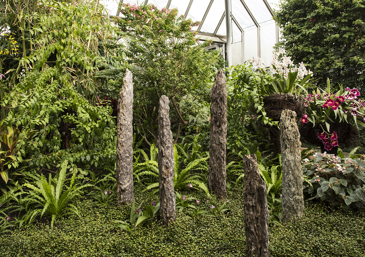 Every Year, In The Depths Of February, The Chicago Botanic Garden Fills Its  Greenhouses With Tropical Orchids. Itu0027s A Welcome Burst Of Color And Warmth  In ...