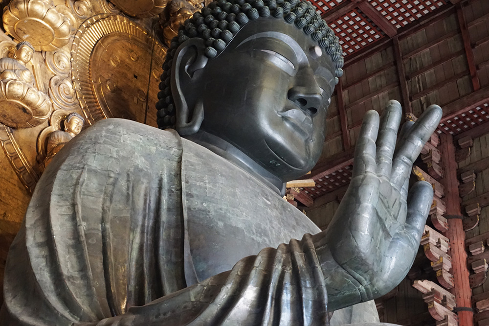 The Great Buddha Statue.