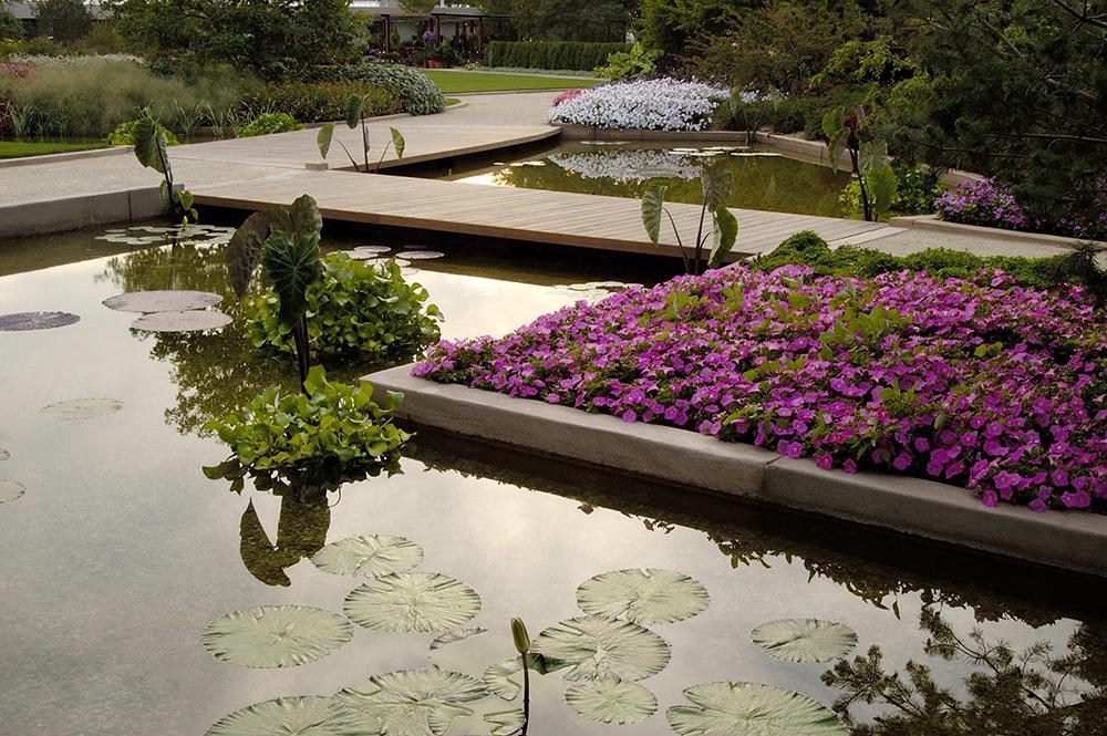 Douglas Hoerr Landscape Architecture, Ball Horticultural Trial Gardens