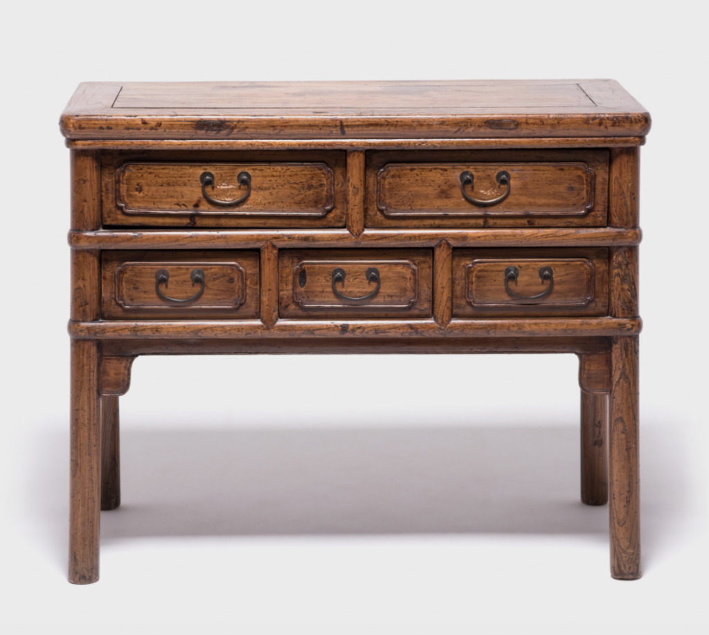 Five Drawer Offering Table, c. 1850
