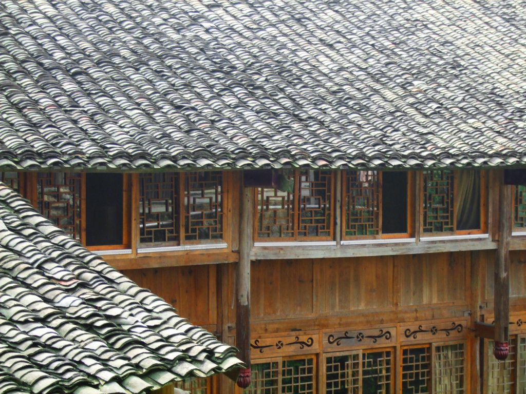 Tilescapes Designing With Roof Tiles Pagoda Red Stories
