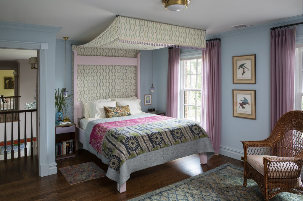 Narnia House Guest Room by Jayne Design Studio
